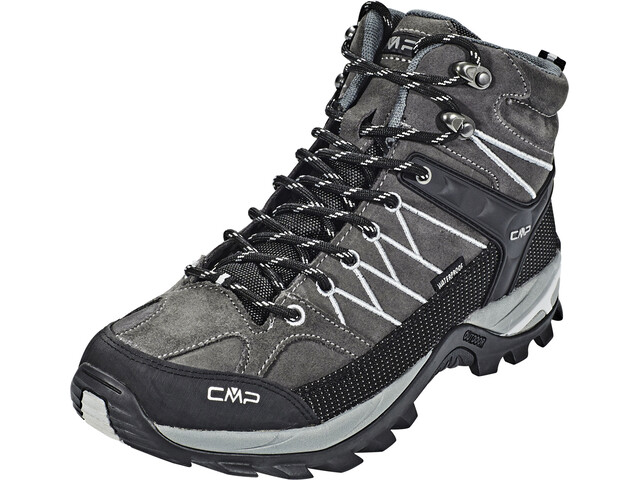 CMP Campagnolo Rigel Mid WP Trekking Shoes Men grey